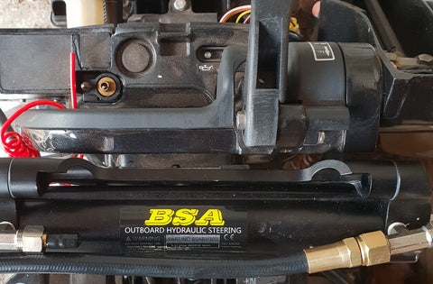 BSA Boat Steering
