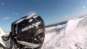 Boat Steering Mercury