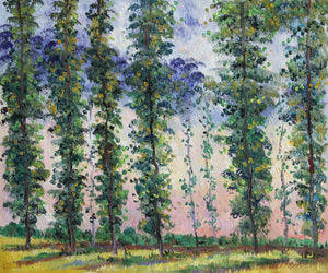 MC05-Poplars at Giverny