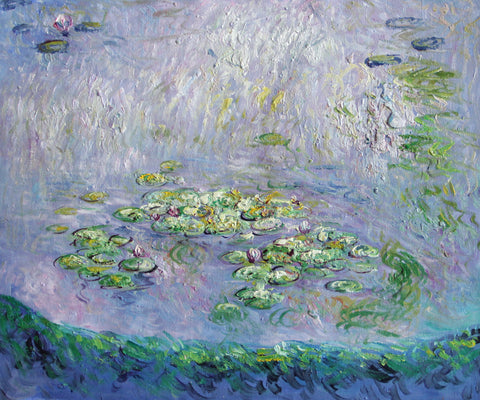 MC116-Monet -Nympheas ( Waterlilies )