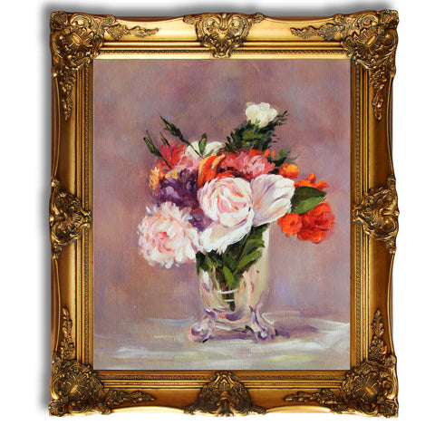 Wall Art Decor Edouard-Manet Repro 20x24''Oil Painting on Canvas MN12