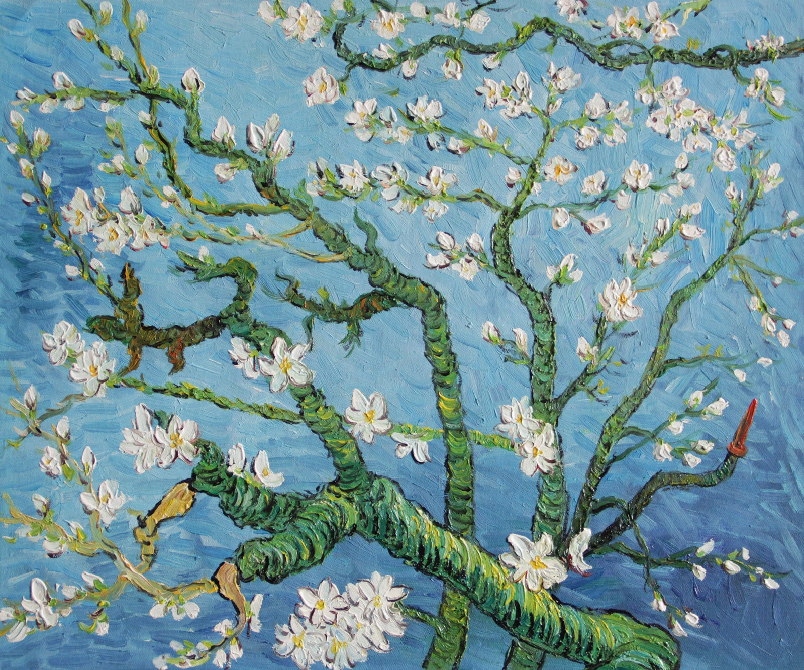 VG23-Branches with Almond Blossom