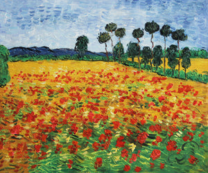 VG24-Field with Poppies