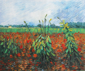 VG39-Green Ears of Wheat