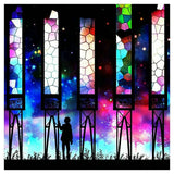 "5D DIY Diamond Painting Full Square Drill ""City Girl Shadow"" 3D Embroidery set Cross Stitch Home Wall Art Decor gift Mosaic Craft kit-Hot Sale Products free ship to worldwide"