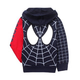 Spiderman Clothes Spring Autumn children hoody boys hoodie jackets Kids cartoon spiderman coat-Hot Sale Products free ship to worldwide