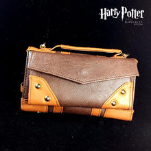 Harry Potter Hogwarts Castle Crest Envelope Satchel Fold Wallet Purse with Tag