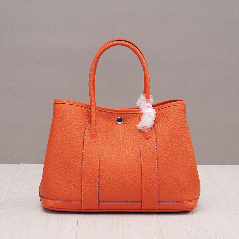 ... Lychee partten high quality genuine leather Hermes like handbag  crossbody garden bag party tote shopping bags ... 5fbc30aae5eec