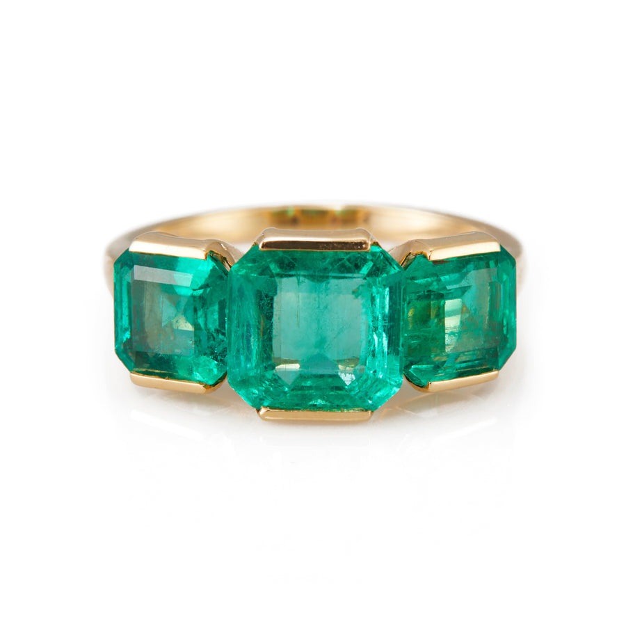 Emerald Tonal Supreme Ring