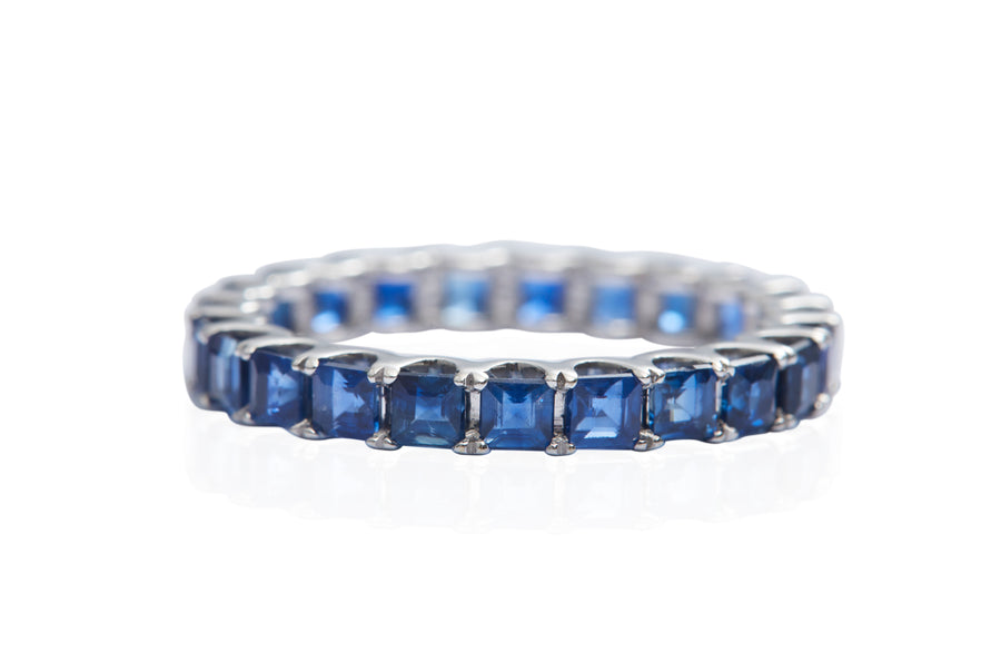 Blue Sapphire Forever Infinite Band