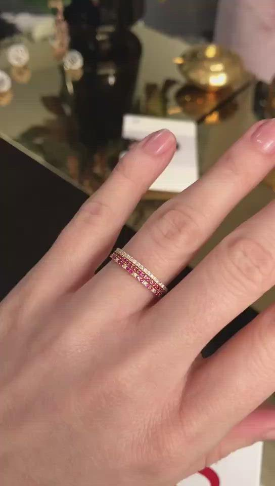 Ruby Infinite Ring