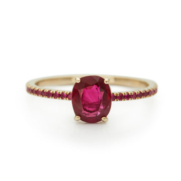 Ruby Essentials Ring