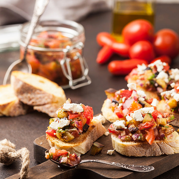 3 Simple Rules to Make the Perfect Bruschetta