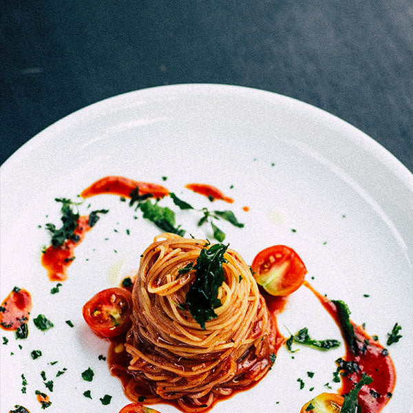 Tomato Pasta or the Best Italian Comfort Food Ever