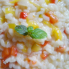 Risotto Vialone Nano with Peppers