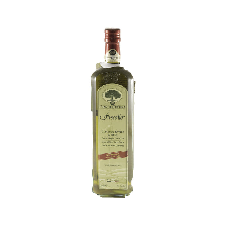 FRESCOLIO Extra Virgin Olive Oil Monti Iblei DOP - PepeGusto Italian Food Quality