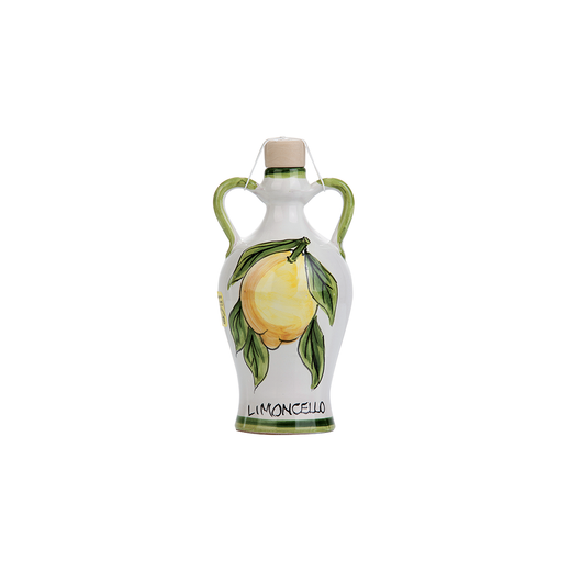 Limoncello of Sorrento IGP, Limited Italy Hand Painted Ceramics