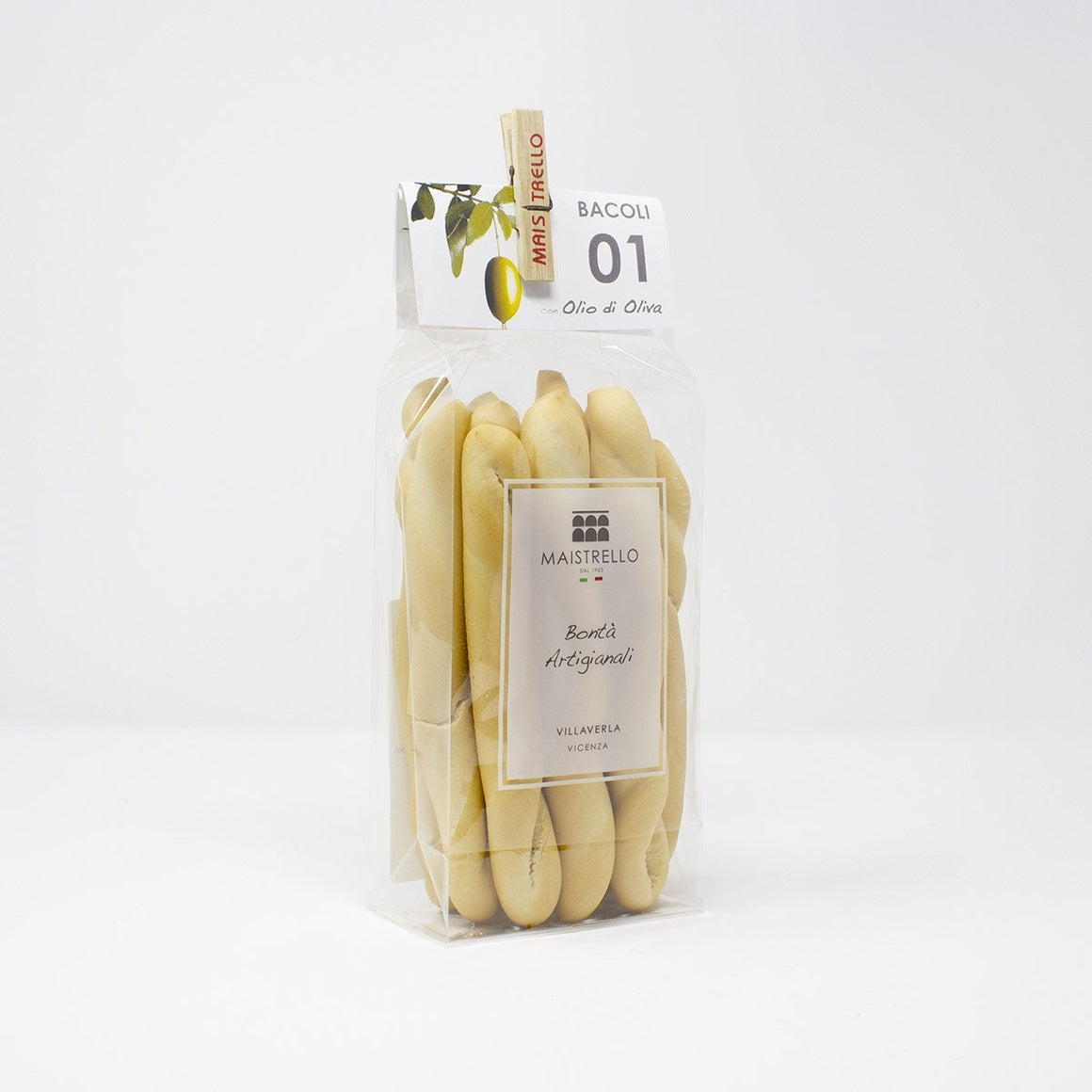 Artisan breadsticks with Extra Virgin Olive Oil - Bacoli 01 - PepeGusto