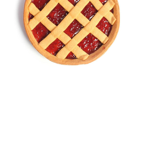 Artisan Strawberry Jam Tart - PepeGusto