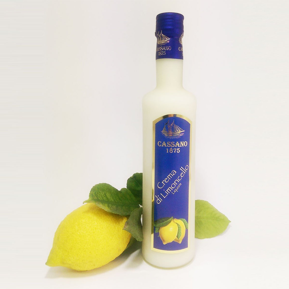 Cream of Limoncello, Authentic liqueur of Sorrento - PepeGusto