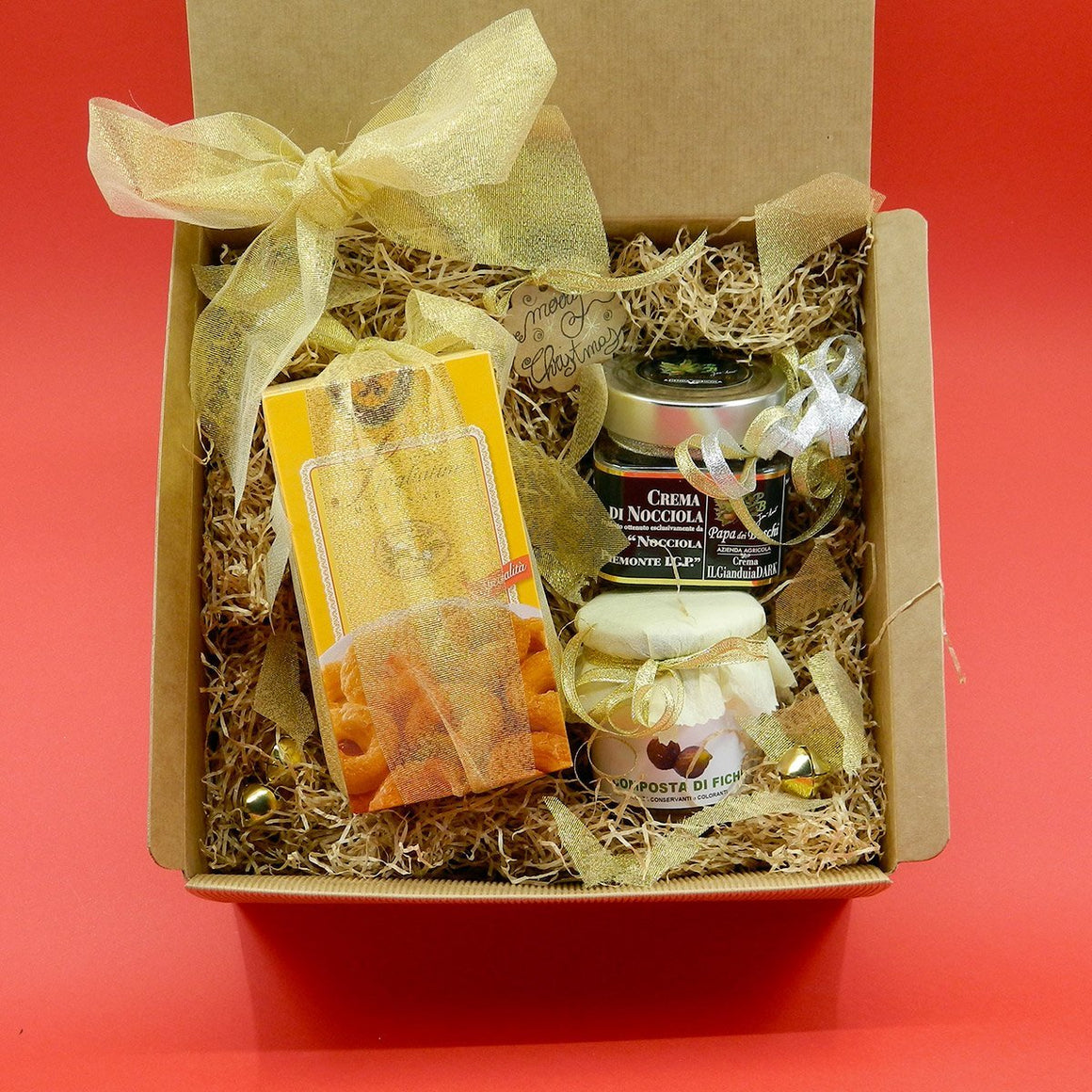 [GIFT] Sweet moments, Sfogliatine, Fig Compote and Hazelnut Cream - PepeGusto