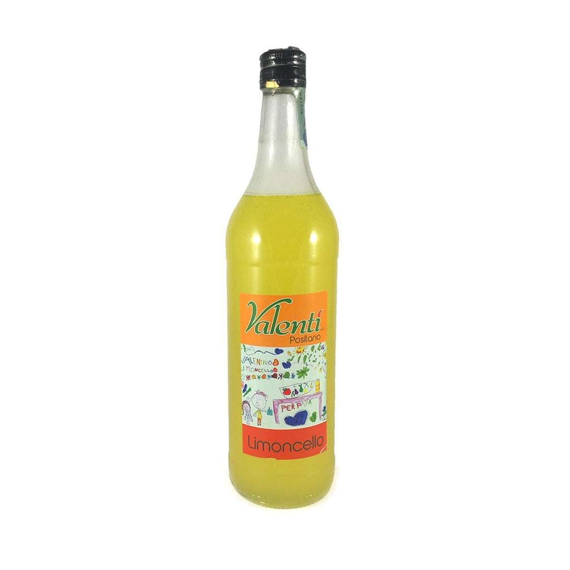 Limoncello Valentì Original of Positano 1000 ml - PepeGusto