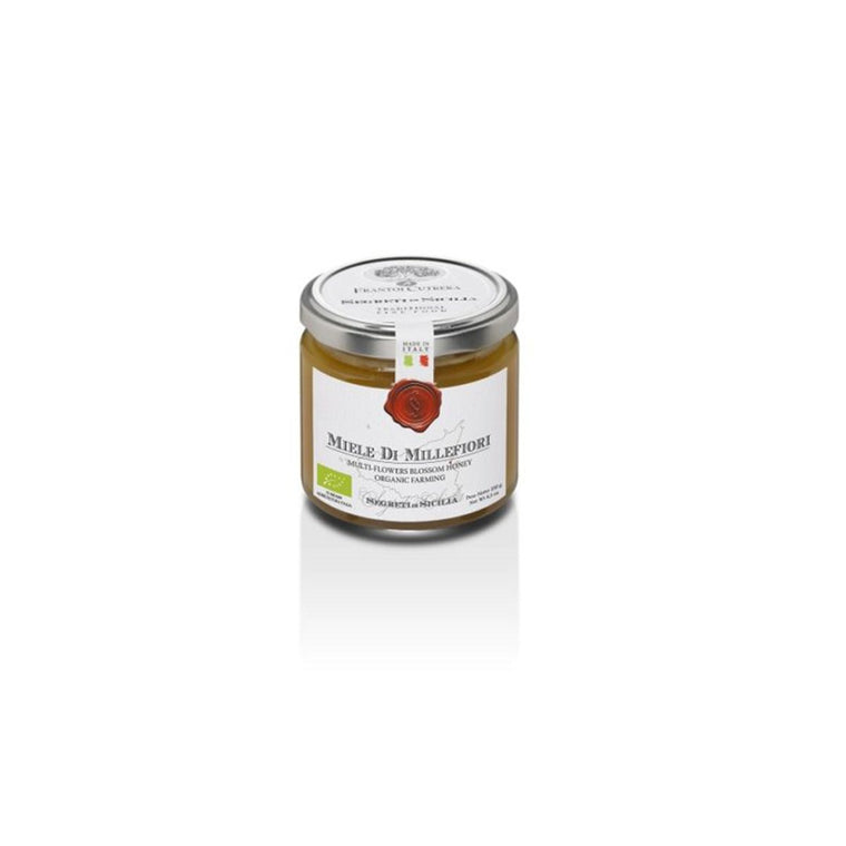 Organic Multi-Flower Honey - PepeGusto