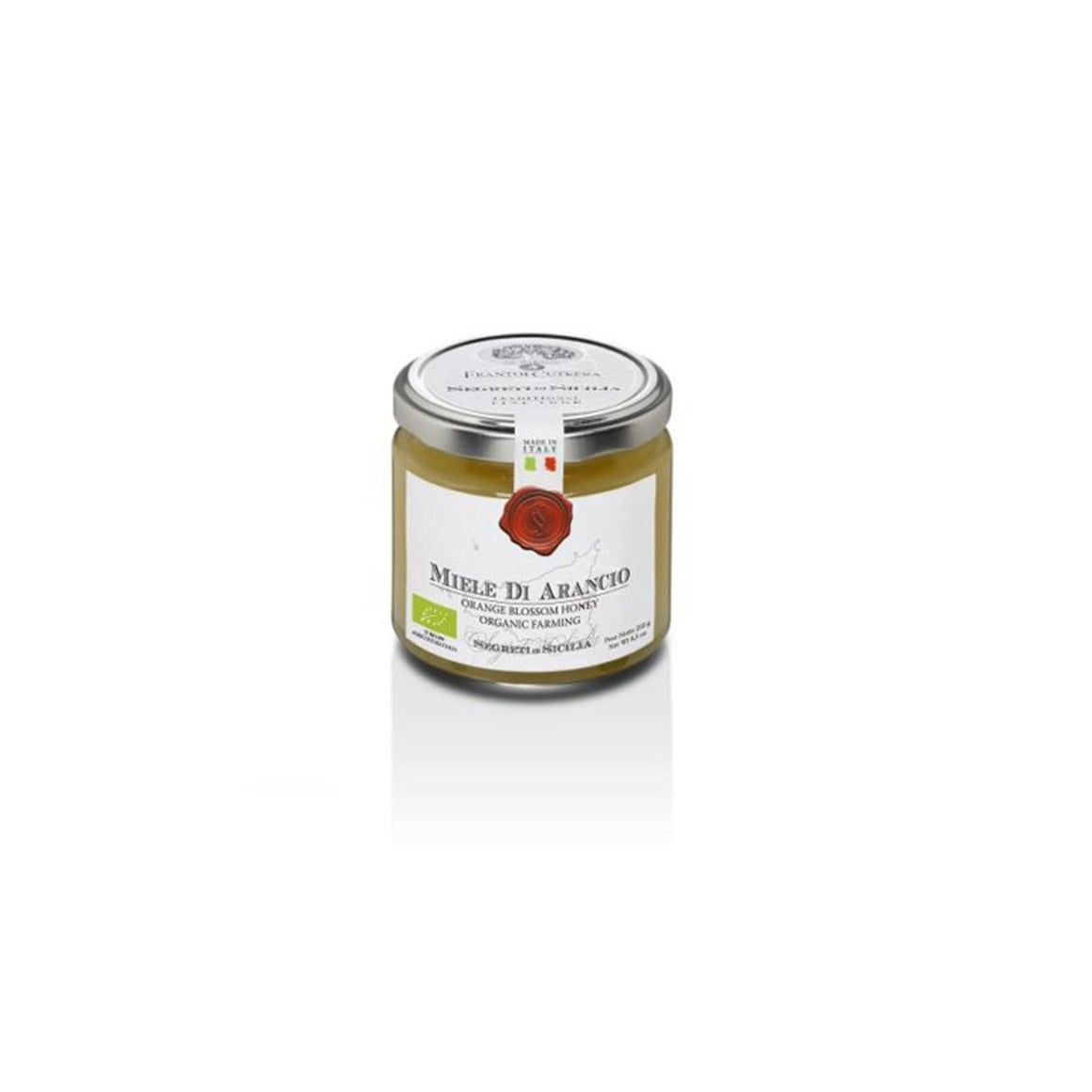 Organic Orange Blossom Honey - PepeGusto