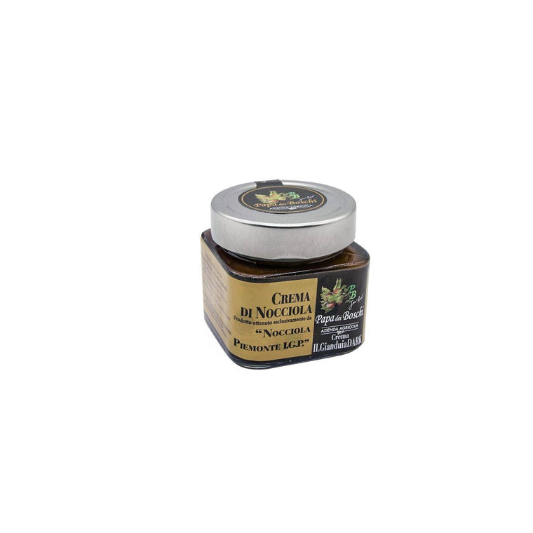 Piedmont Hazelnut Cream Spreadable I.G.P. 100% Dark - PepeGusto