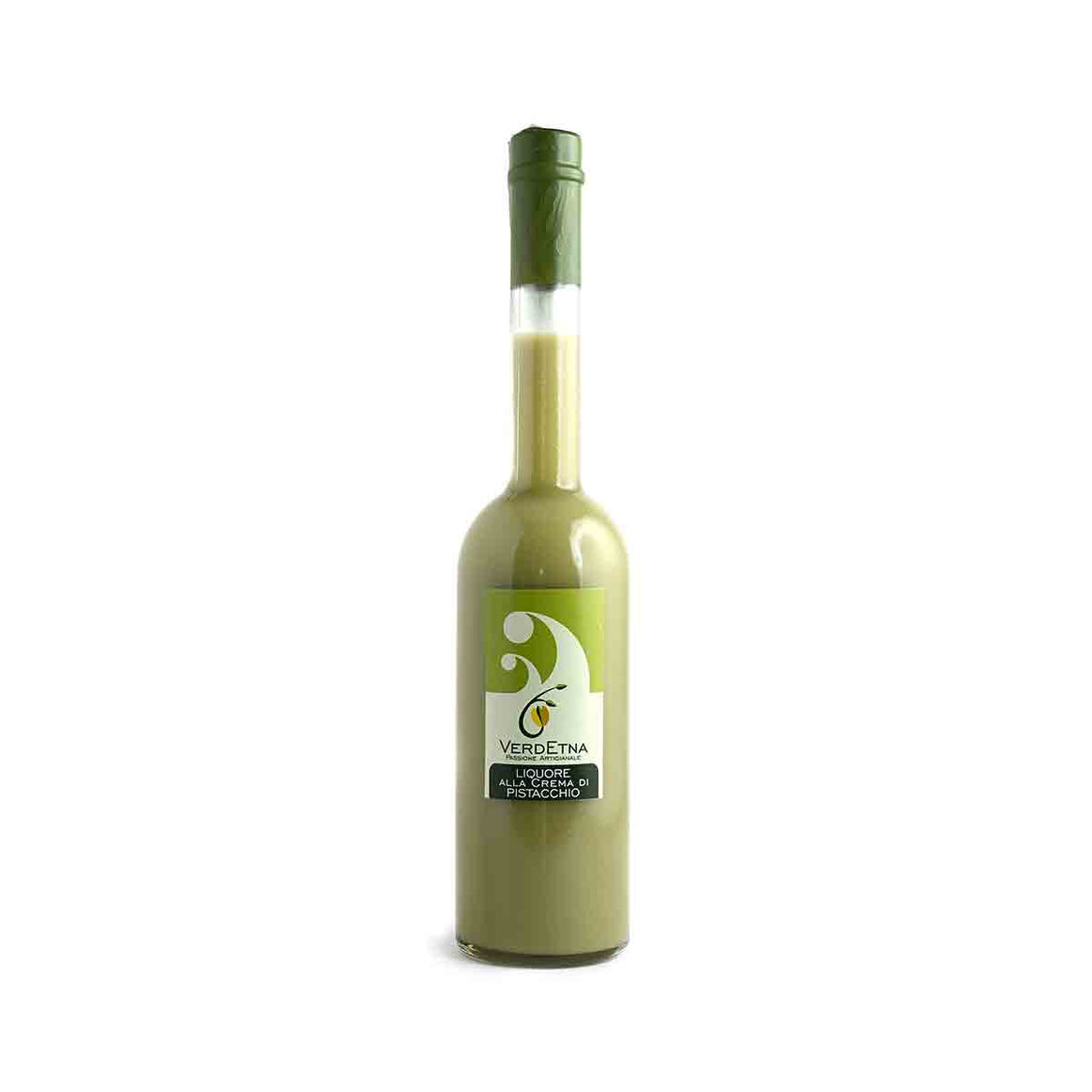 Pistachio creamy liqueur, Authentic of Sicily - PepeGusto