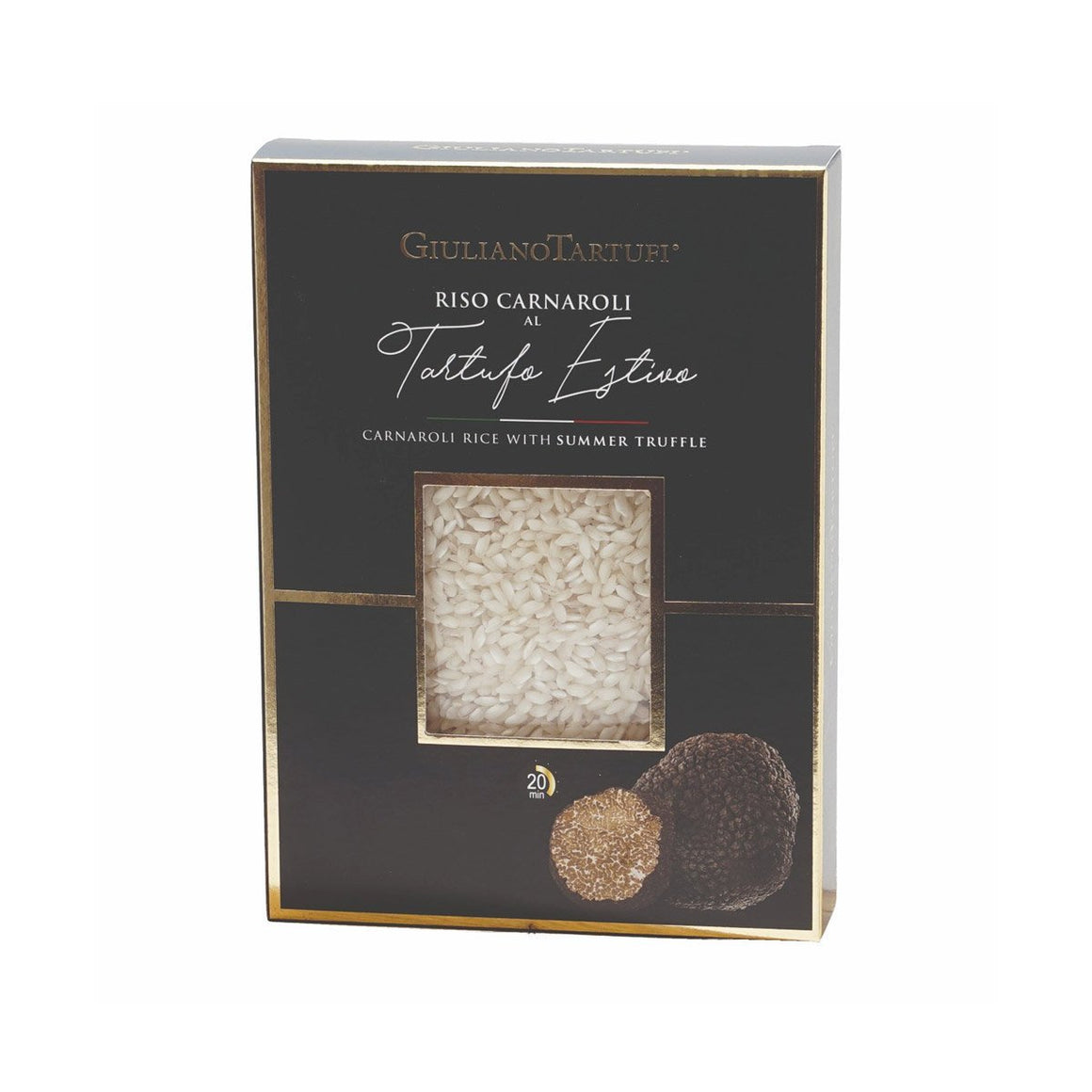 Rice with Truffle - Giuliano Tartufi - PepeGusto