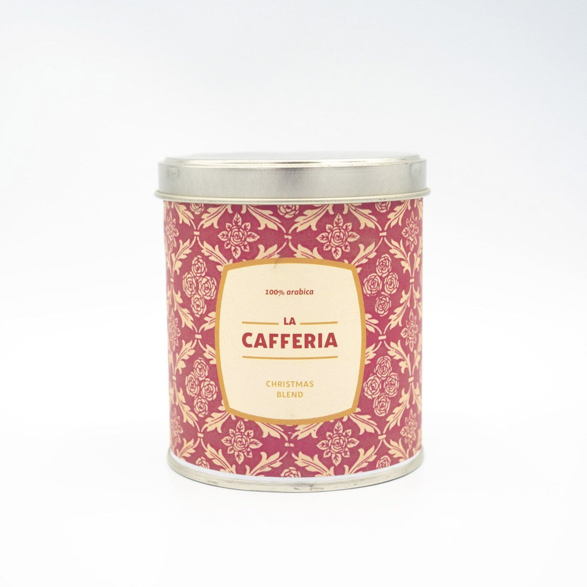 The Christmas Blend Espresso Coffee Limited Edition - La Cafferia - PepeGusto