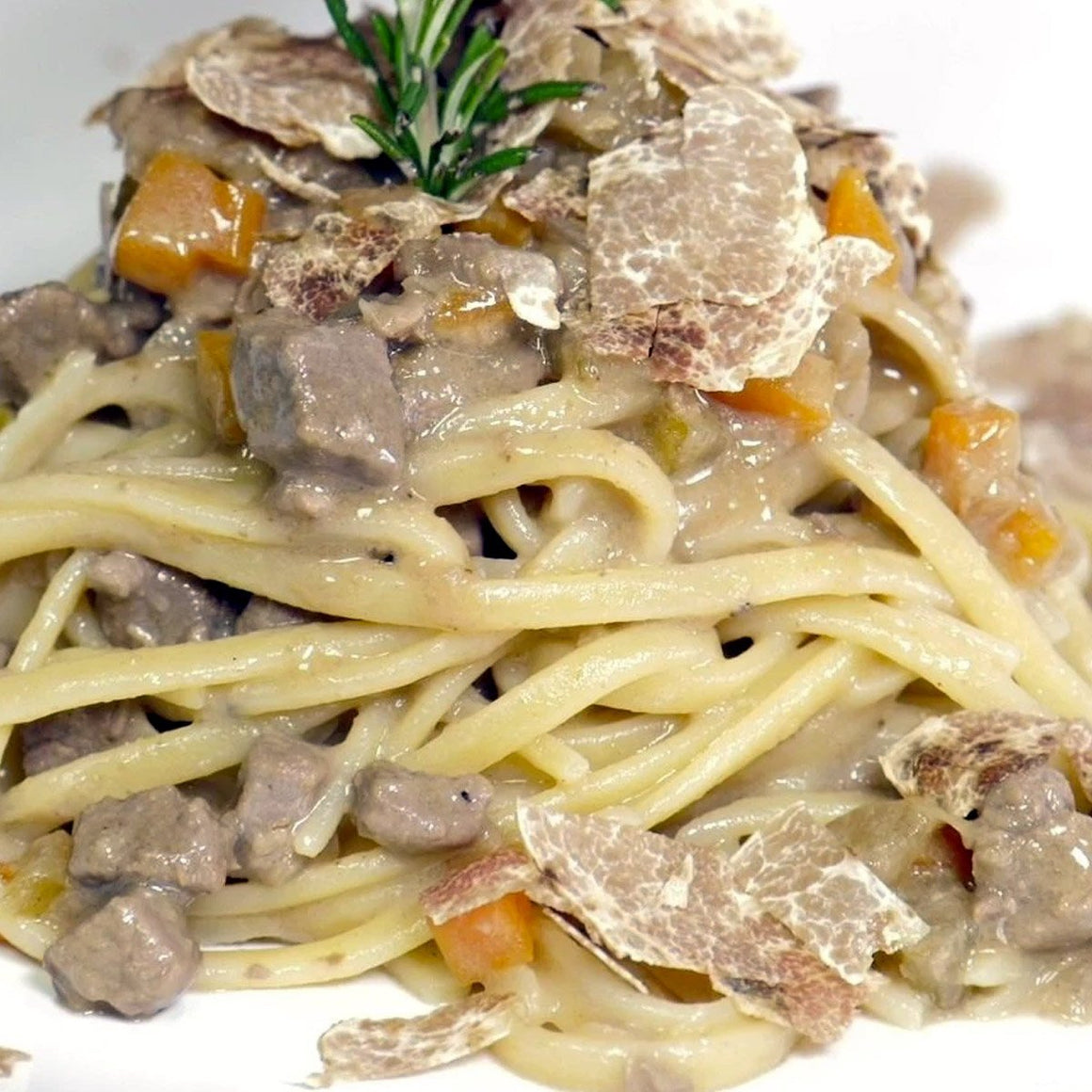 Whole White Truffle - Giuliano Tartufi - PepeGusto