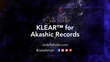 KLEAR™ Access to Your Akashic Records