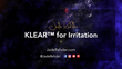 KLEAR™ Stored Irritation