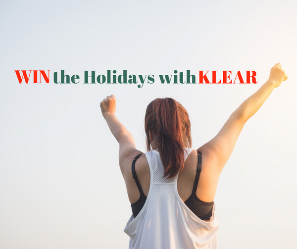WIN the Holidays with KLEAR