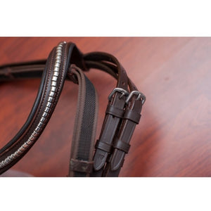Leather Bridle - Brown