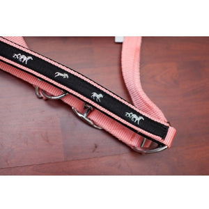 Halter & Lead Rope Set - Light Pink