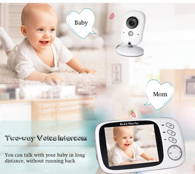 1 Smart Video Baby Monitor