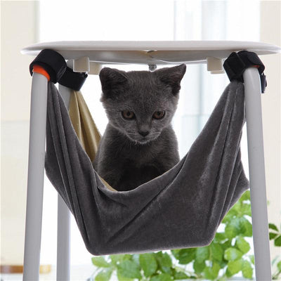 #1 Cat Crib Hammock Lounger