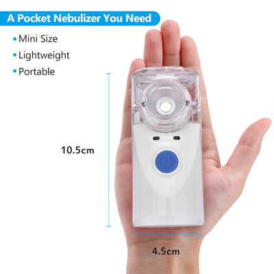 Portable Asthma Nebulizer Just For You