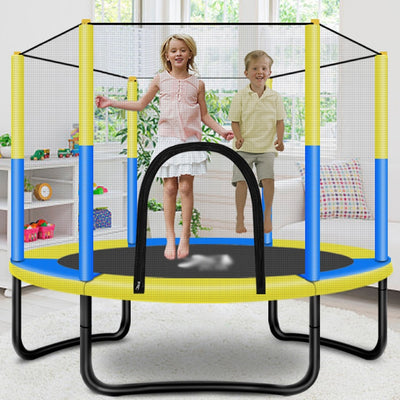 "60"" Mini Trampoline for Kids"