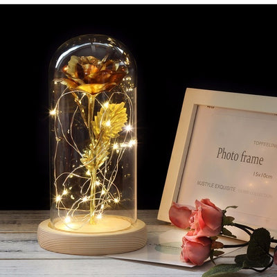 LED ENCHANTED ROSE