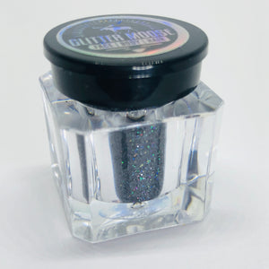 Myth - Fine Holographic Black Cosmetic Glitter