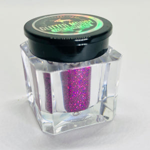 Moon - Fine Holographic Pink Cosmetic Glitter