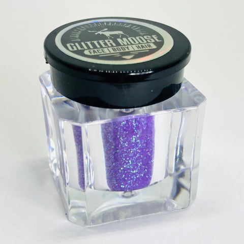 Fairy - Fine Iridescent Pastel Purple Cosmetic Glitter