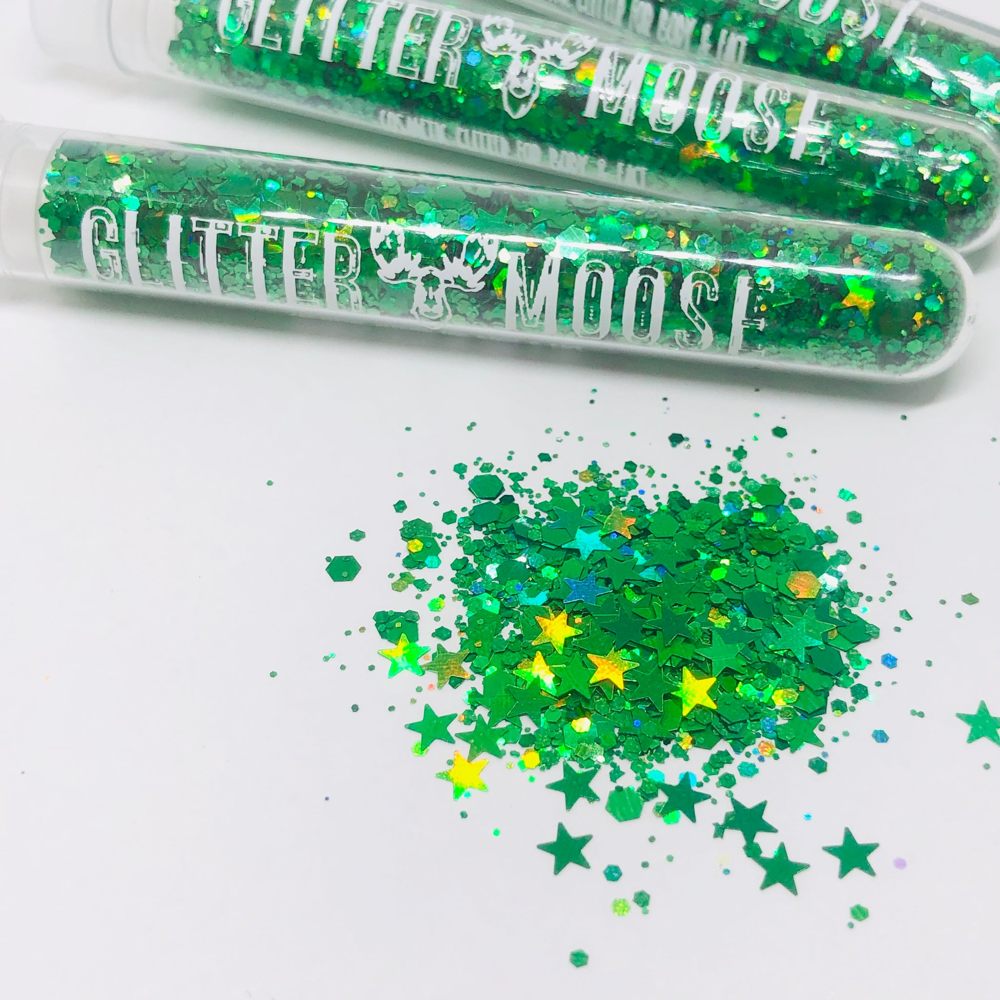 Emerald City - Green Holographic Glitter