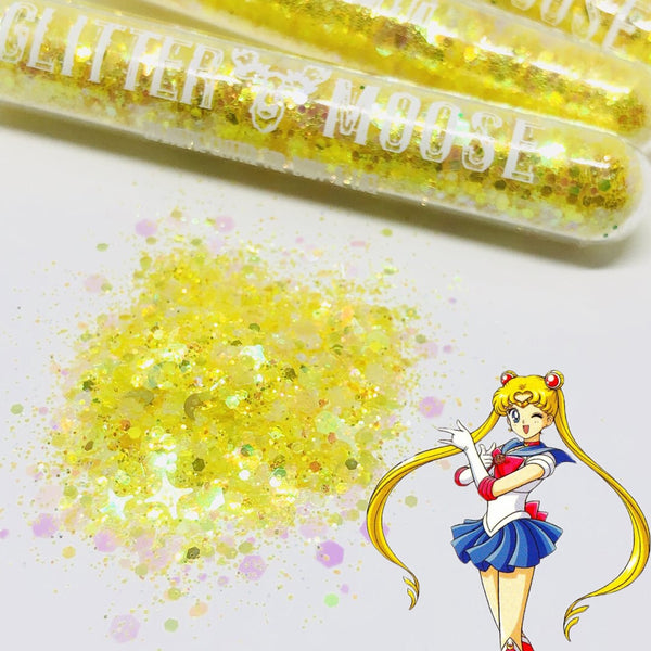 LIMITED EDITION Sailor Guardians Cosmetic Glitter Set