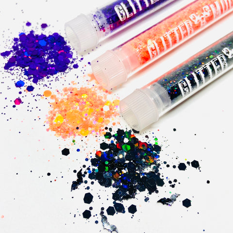 LIMITED EDITION Holoween 2020 Cosmetic Glitter Set