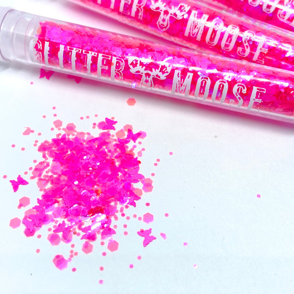 LIMITED EDITION Metamorphosis Cosmetic Glitter Set